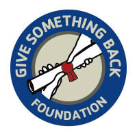 Give Something Back Foundation logo