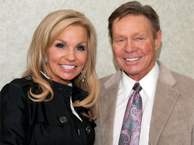 Kristina and Mike McGrath