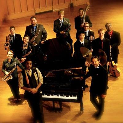 The New NIU Jazz Ensemble