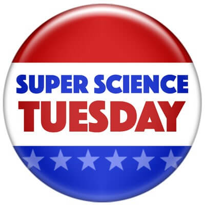 Super Science Tuesday logo