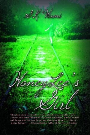 """Book cover of """"HoneyLee's Girl"""" by G.K. Wuori"""