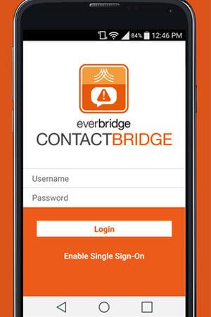 ContactBridge App