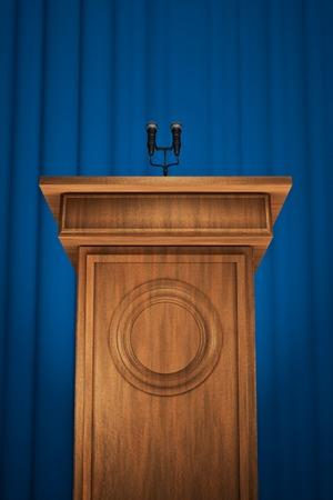 speaker-podium