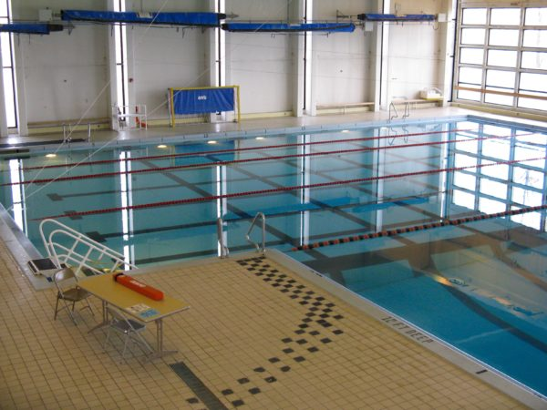 Anderson Pool Open For Summer Niu Today